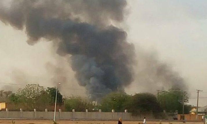 5 قتلى و67 جريحا بانفجار مستودع السلاح في نيالا