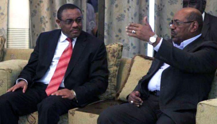 رئيس وزراء إثيوبيا يصل الخرطوم لبحث العلاقات الثنائية