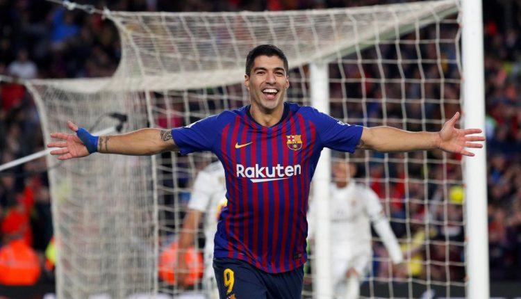 برشلونة يسحق ريال مدريد بخماسية