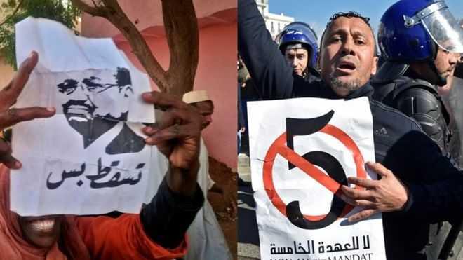 بوتفليقة يستجيب.. الجزائر تنتصر و الخرطوم تنتظر