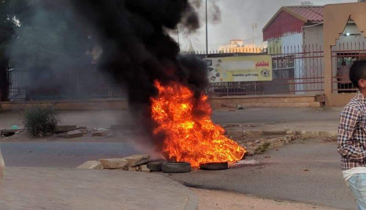 الشرطة السودانية تفرق احتجاجات في امدرمان بعبوات الغاز والرصاص المطاطي